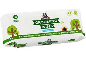 Toallitas para perros naturales y biodegradables - Pogi's Grooming Wipes