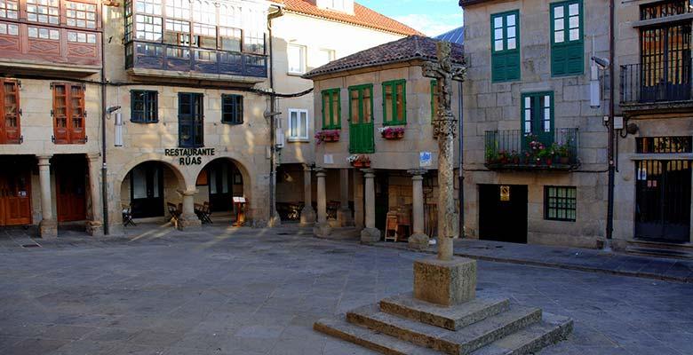 Pontevedra (Plaza de la Leña)