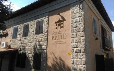 Posada de Robledillo - Hotel que acepta perros en Robledillo de la Jara (Sierra de Madrid)