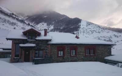 Posada Real Pajares casa rural pet friendly en Asturias