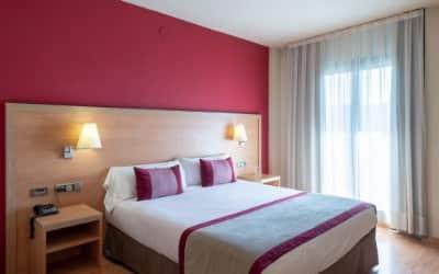 Real hotel que acepta perros en Lleida