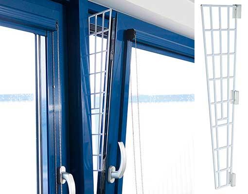 Rejilla de protección para gatos para ventanas oscilobatientes - Trixie