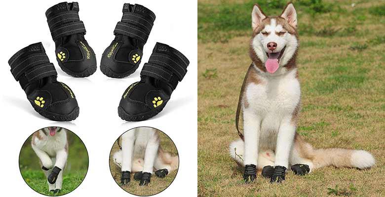 Zapatos antideslizantes para perros - POPETPOP
