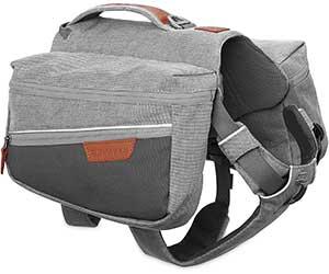 La mejor alforja para perros para viajes y uso urbano - Ruffwear Commuter Pack