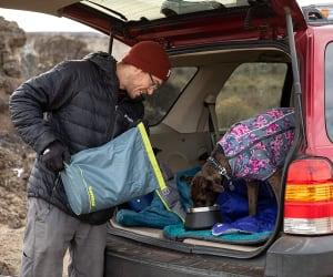 Contenedor de viaje para pienso de perros y gatos - Ruffwear Kibble Kaddie