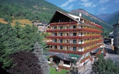 Rutllan & Spa - Hotel para ir con mascotas en Andorra