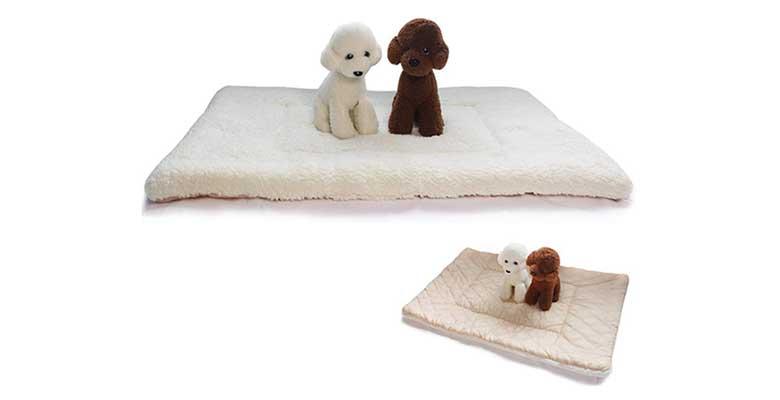 Colchoneta para perros reversible con zona fría y zona cálida - SILD