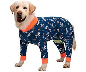 Pijama para perros grandes - SPARROW
