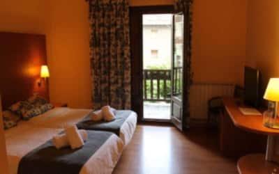 Saurat hotel que admite perros en Espot - Pallars Sobirà - Pirineo Catalán