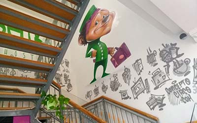 Shiku Hostel Acepta mascotas en Lugo