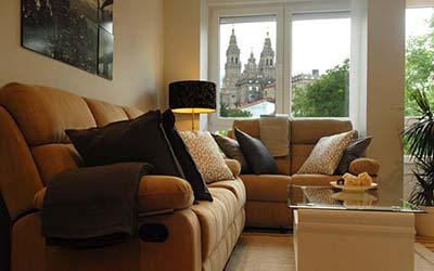 Silver Apartment pet friendly en Santiago de Compostela