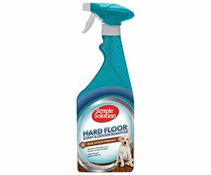 Limpiador enzimático para superficies duras - Simple Solution Hard Floor