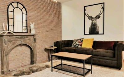 Suite Haus apartamento que acepta perros en Santander