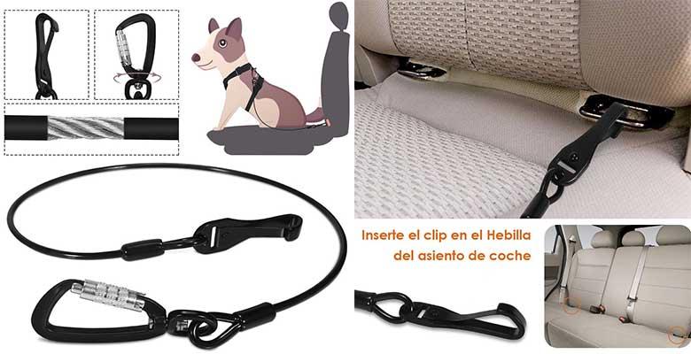 Cinturón de seguridad ISOFIX para perros - SlowTon