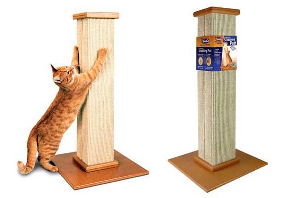 Torre rascador para gatos - SmartCat Ultimate Scratching Post