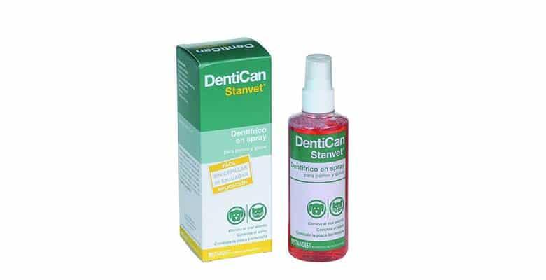 Spray dental para perros - Dentican