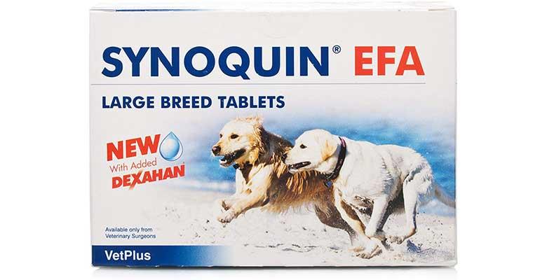 Synoquin EFA: Condroprotectores para perros