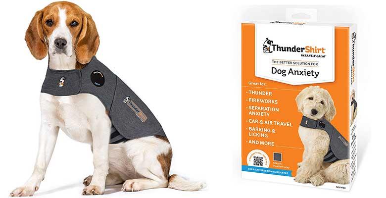 Abrigo antiansiedad para perros - ThunderShirt