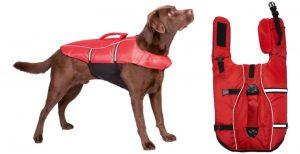 Chaleco salvavidas para perros con gran relación calidad precio - Trixie Life Vest