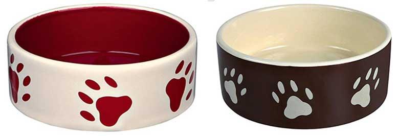 Comedero de cerámica para perros y gatos - Trixie