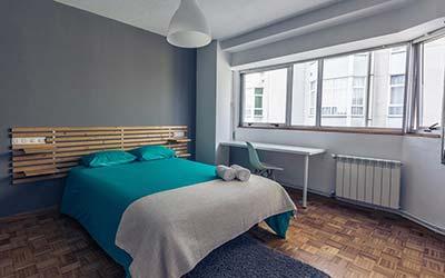 Turquoise Apartment pet friendly en A Coruña