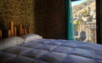Villamaroto casa rural que acepta mascotas en Meranges - Baja Cerdanya - Pirineo Catalán