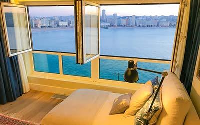 Vivienda de lujo - Apartamento que acepta perros en La Coruña