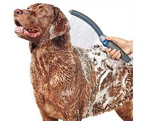 Ducha ergonómica especialmente diseñada para perros - Waterpik