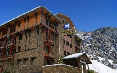 Xalet Besolí - Hotel en Andorra que acepta perros