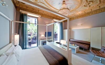 Actual hotel pet friendly en Barcelona