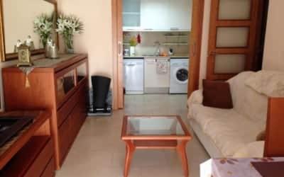 Apartamento que admite mascotas en Calella