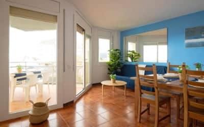 Bon Repos apartamentos que admiten mascotas en Santa Susanna