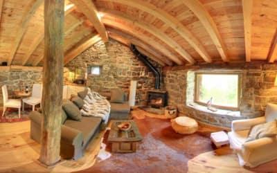Cabañas con Encanto casas rurales pet friendly en Cantabria