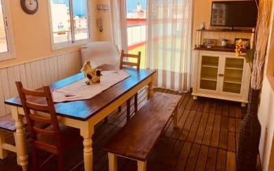 Calella Skyline apartamento pet friendly en Calella