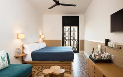 Casa Bonay hotel que admite perros en Barcelona