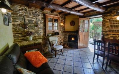 Casas da Lexa casa rural que acepta mascotas en Asturias