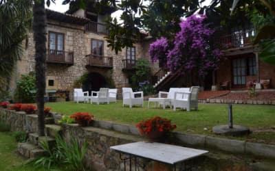 Casona Dos Lagos casa rural que acepta mascotas en Cantabria