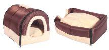 Cama tipo cueva para gatos y perros pequeños - ANPI