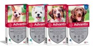 Pipetas Advantix para perros - Antiparasitarias