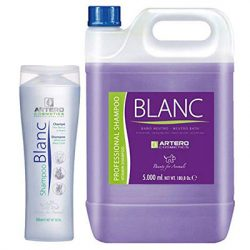 Champú para perros de pelo blanco y/o negro - Artero Blanc