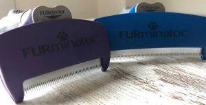 Cepillo FURminator para perros y gatos