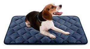 Cama tipo manta almohadillada para perros - Hero Dog