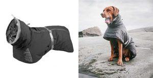 Chubasquero para perros para climas muy fríos - Hurtta Extreme Warmer