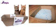 Areneros desechables para gatos - KittyDoo