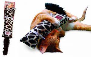 Juguete para gatos con catnip - Kong Kickeroo