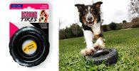 Kong Tires Traxx: rueda de juguete para perros