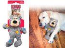 KONG Wild Knots: Oso de peluche para perros