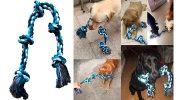 Juguete de cuerda para perros - Freedconnne