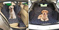 Manta de perro para el coche - MATCC