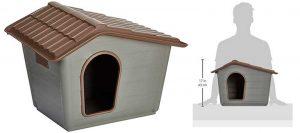 Caseta para perros de tamaño mini - Nayeco